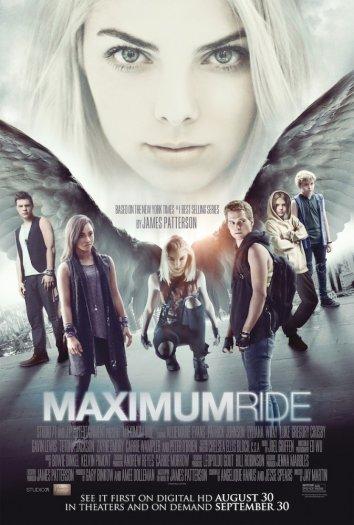 Смотреть Максимум Райд онлайн в HD качестве 720p
