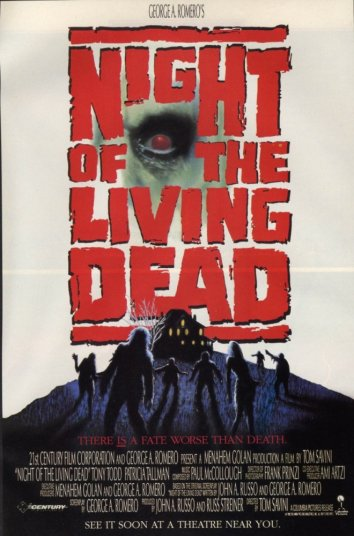 Смотреть Ночь живых мертвецов онлайн в HD качестве 720p