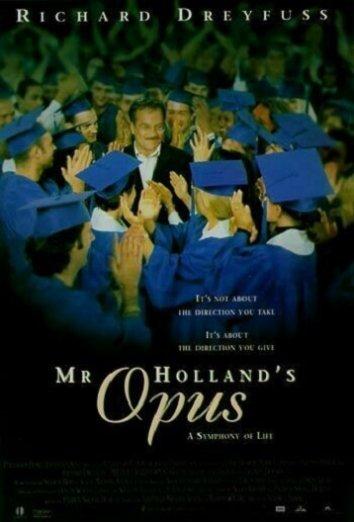 Смотреть Опус мистера Холланда онлайн в HD качестве 720p
