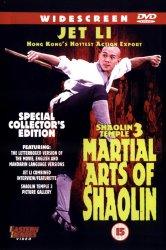 Смотреть Храм Шаолинь 3: Боевые искусства Шаолиня онлайн в HD качестве