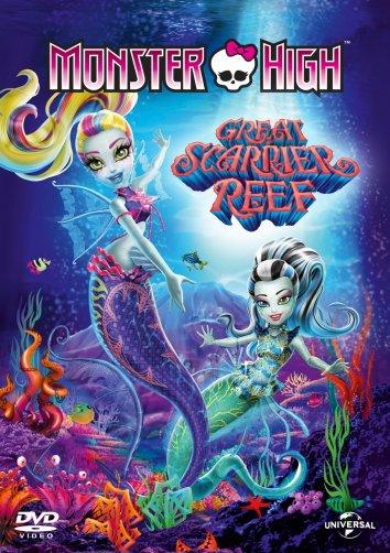Смотреть Школа монстров: Большой ужасный риф онлайн в HD качестве 720p