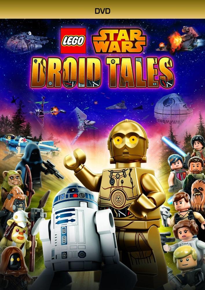 Смотреть мультфильм ЛЕГО Звездные войны: Истории дроидов ...