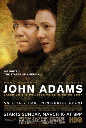 Смотреть Джон Адамс онлайн в HD качестве 720p
