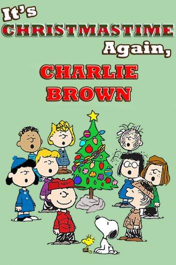 Смотреть И снова время Рождества, Чарли Браун онлайн в HD качестве 720p