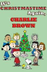 Смотреть И снова время Рождества, Чарли Браун онлайн в HD качестве