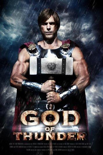 Смотреть Бог грома онлайн в HD качестве 720p