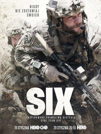 Смотреть Шесть / Шестой отряд онлайн в HD качестве 720p