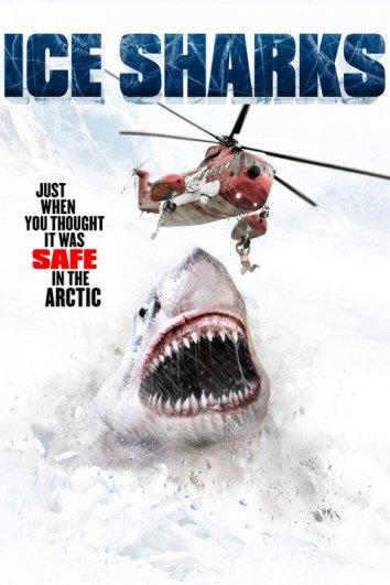 Смотреть Ледяные акулы онлайн в HD качестве 720p