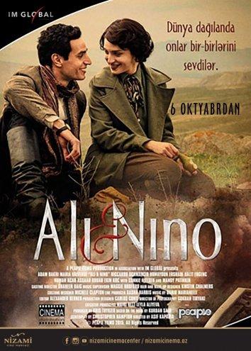 Смотреть Али и Нино онлайн в HD качестве 720p