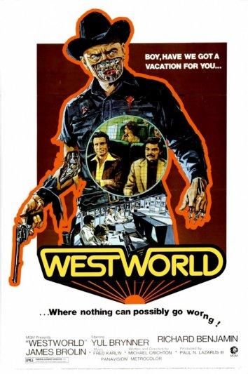 Смотреть Мир Дикого Запада онлайн в HD качестве 720p