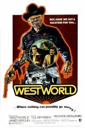 Смотреть Мир Дикого Запада онлайн в HD качестве