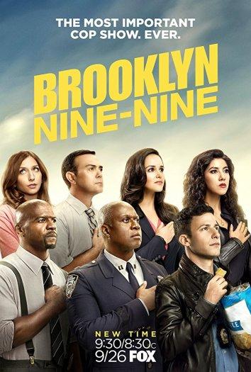Смотреть Бруклин 9-9 онлайн в HD качестве 720p