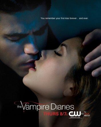 Смотреть Дневники вампира онлайн в HD качестве 720p