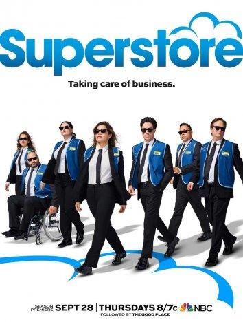 Смотреть Супермаркет онлайн в HD качестве 720p