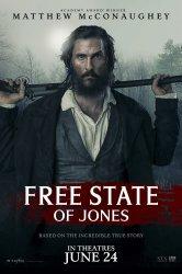 Смотреть Свободный штат Джонса онлайн в HD качестве