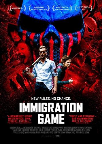 Смотреть Игра для иммигрантов онлайн в HD качестве 720p