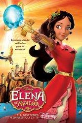 Смотреть Елена – принцесса Авалора онлайн в HD качестве 720p