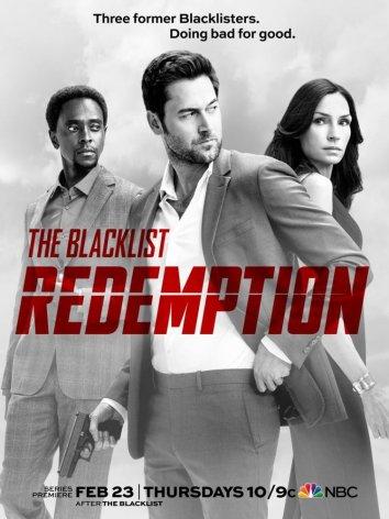 Смотреть Черный список: Искупление онлайн в HD качестве 720p