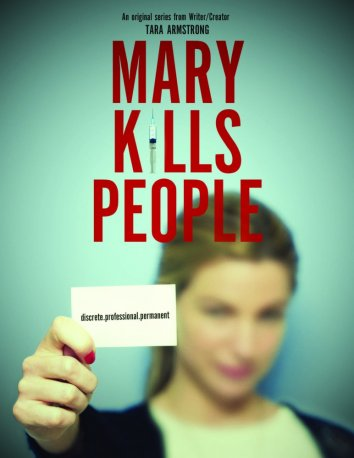 Смотреть Мэри убивает людей онлайн в HD качестве 720p