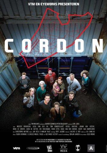 Смотреть Кордон онлайн в HD качестве 720p