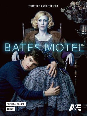 Смотреть Мотель Бейтсов онлайн в HD качестве 720p