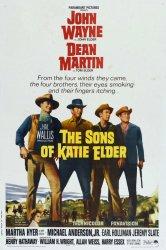 Смотреть Сыновья Кэти Элдер онлайн в HD качестве