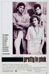 Смотреть Милашка в розовом / Девушка в розовом онлайн в HD качестве