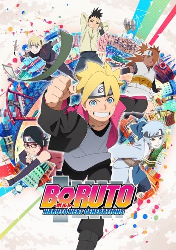 Смотреть Боруто: Новое поколение Наруто онлайн в HD качестве 720p