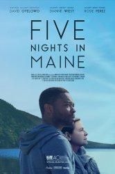Смотреть Пять ночей в Мэне онлайн в HD качестве