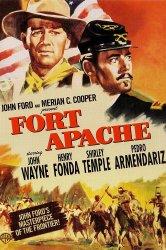 Смотреть Форт Апачи онлайн в HD качестве