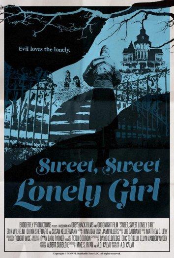 Смотреть Милая одинокая девушка онлайн в HD качестве 720p