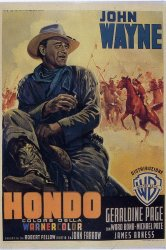 Смотреть Хондо онлайн в HD качестве 720p