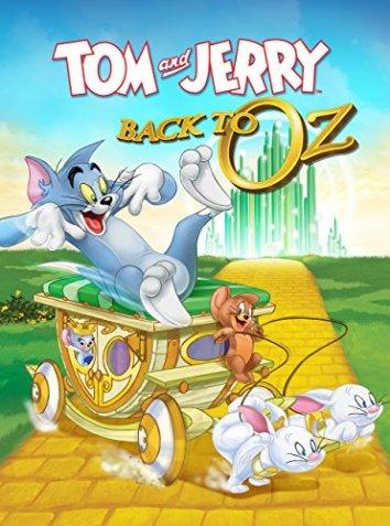 Смотреть Том и Джерри: Возвращение в страну Оз онлайн в HD качестве 720p