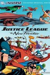 Смотреть Лига справедливости: Новый барьер онлайн в HD качестве 720p