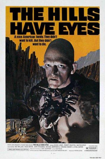 Смотреть У холмов есть глаза онлайн в HD качестве 720p