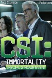 Смотреть CSI: Бессмертие / CSI: Место преступления: Бессмертие онлайн в HD качестве