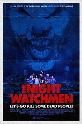 Смотреть Ночные охранники онлайн в HD качестве