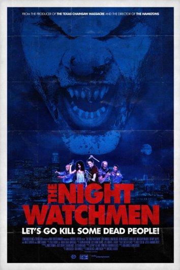 Смотреть Ночные охранники онлайн в HD качестве 720p