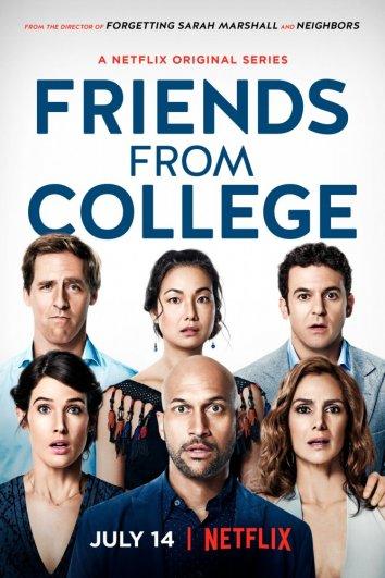 Смотреть Друзья с колледжа онлайн в HD качестве 720p