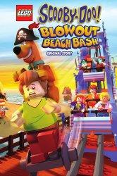 Смотреть Лего Скуби-ду: Улетный пляж онлайн в HD качестве