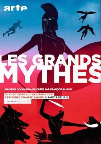 Смотреть Мифы Древней Греции онлайн в HD качестве 720p