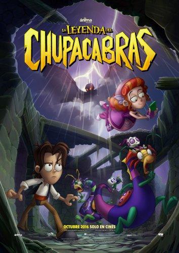 Смотреть Легенда о Чупакабре онлайн в HD качестве 720p
