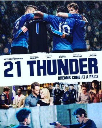 Смотреть 21 Тандер онлайн в HD качестве 720p