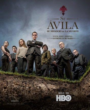 Смотреть Сеньор Авила онлайн в HD качестве 720p