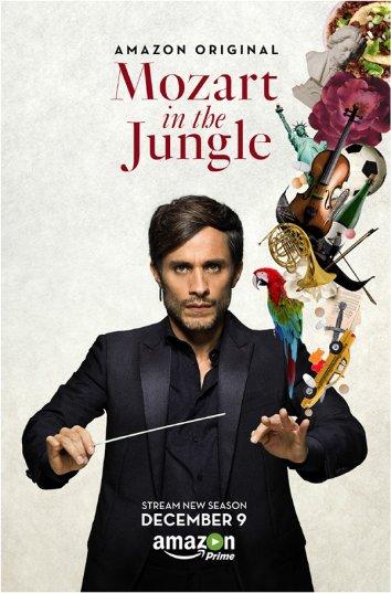 Смотреть Моцарт в джунглях онлайн в HD качестве 720p