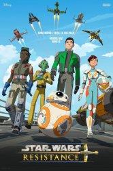 Смотреть Звёздные войны: Сопротивление онлайн в HD качестве 720p
