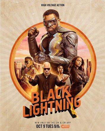 Смотреть Черная молния онлайн в HD качестве 720p