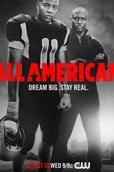 Смотреть Всеамериканский / Настоящий американец онлайн в HD качестве 720p
