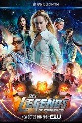 Смотреть Легенды завтрашнего дня онлайн в HD качестве