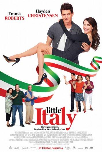 Смотреть Маленькая Италия онлайн в HD качестве 720p